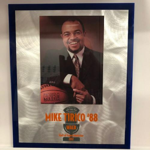SYRACUSE UNIVERSITY HALL OF FAME INDUCTEE