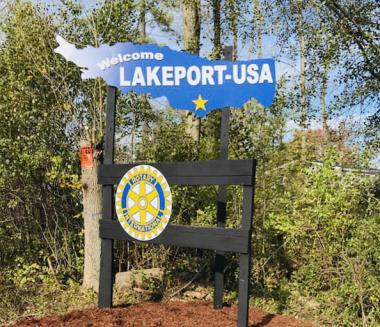 LAKEPORT-USA LAKE CUT OUT POST & PANEL