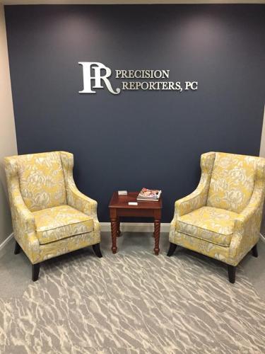 PRECISION REPORTS DIMENSIONAL LETTERS